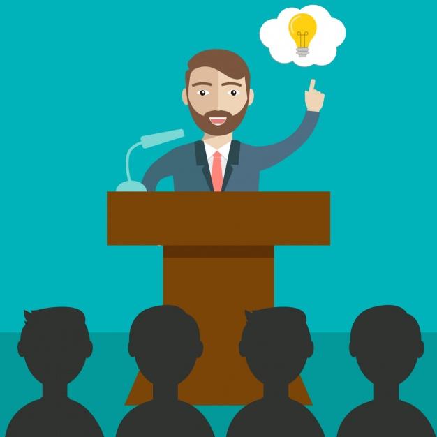 سخنرانی آموزشی