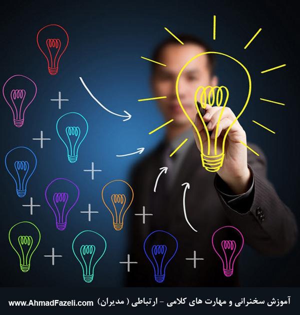 فن بیان در بازاریابی